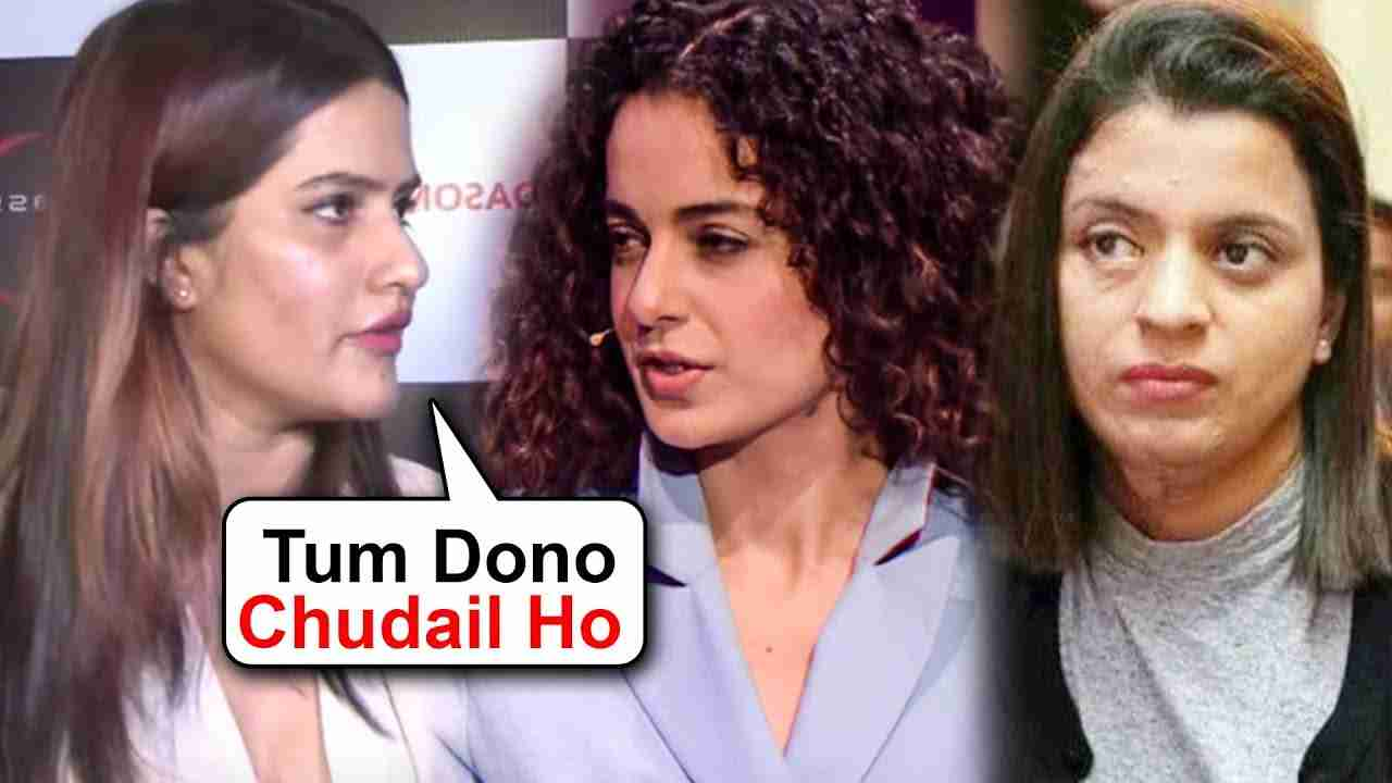 Sona Mohpatra Slams Kangana Ranawat