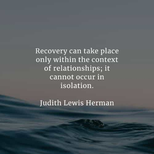 Recovery quotes that'll feed your mind with positivity