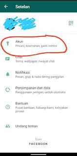 Cara Menghilangkan Terakhir Dilihat di WhatsApp (Last Seen)