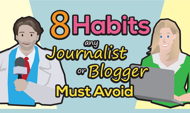 Writing mistakes to avoid as a journalist or blogger