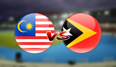Live Streaming Malaysia vs Timor Leste Sukan SEA 2.12.2019