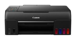 Imprimante pilote Canon PIXMA G650 Installer pour Windows