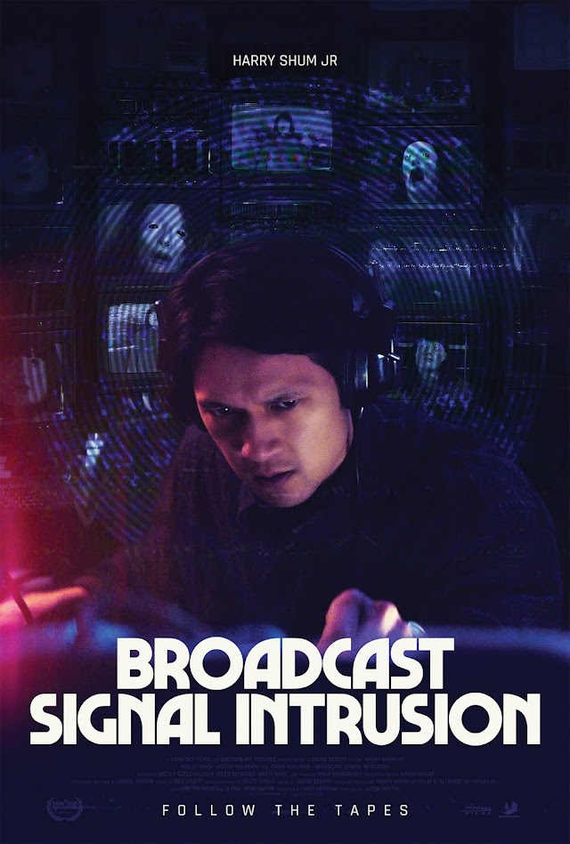 Broadcast Signal Intrusion (Trailer Film 2021)