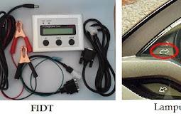 Daftar Kode FiDT, YDT dan Kode MIL Motor FI Yamaha