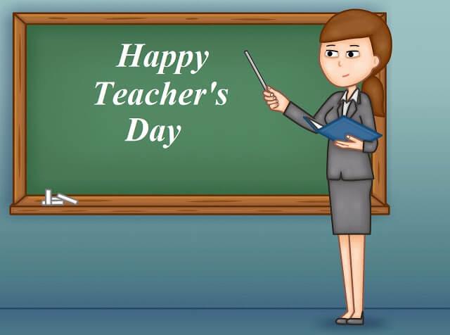 शिक्षक दिवस क्या है और क्यों मनाया जाता है । Teacher's day in Hindi