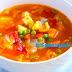 உருளைக்கிழங்கு கேரட் சூப் செய்வது   Potato Carrot Soup Recipe !
