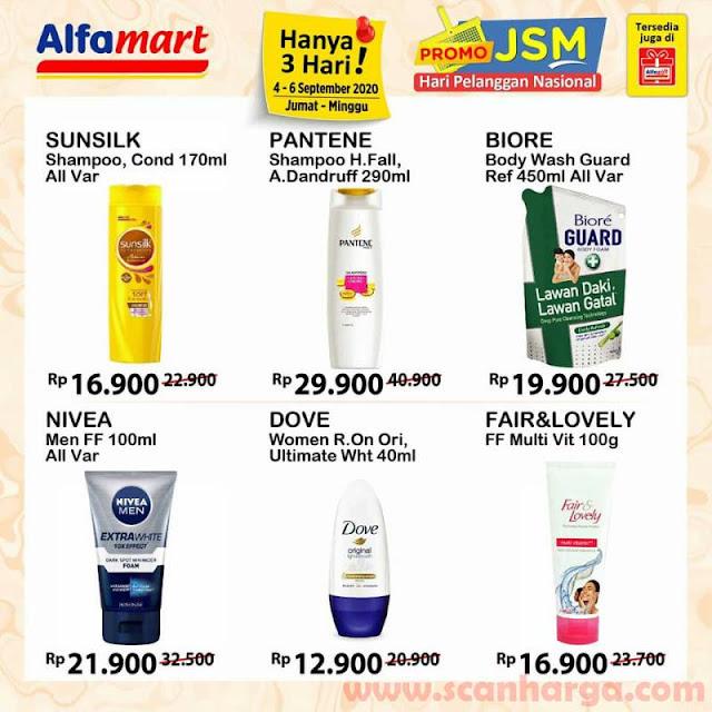ALFAMART Promo JSM Spesial HARPELNAS - Hari Pelanggan Nasional 4 - 6 September 2020 11