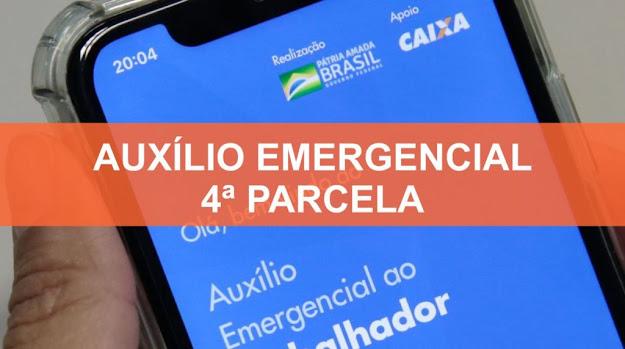 Calendário da 4ª parcela do auxílio emergencial para o Bolsa Família já está disponível