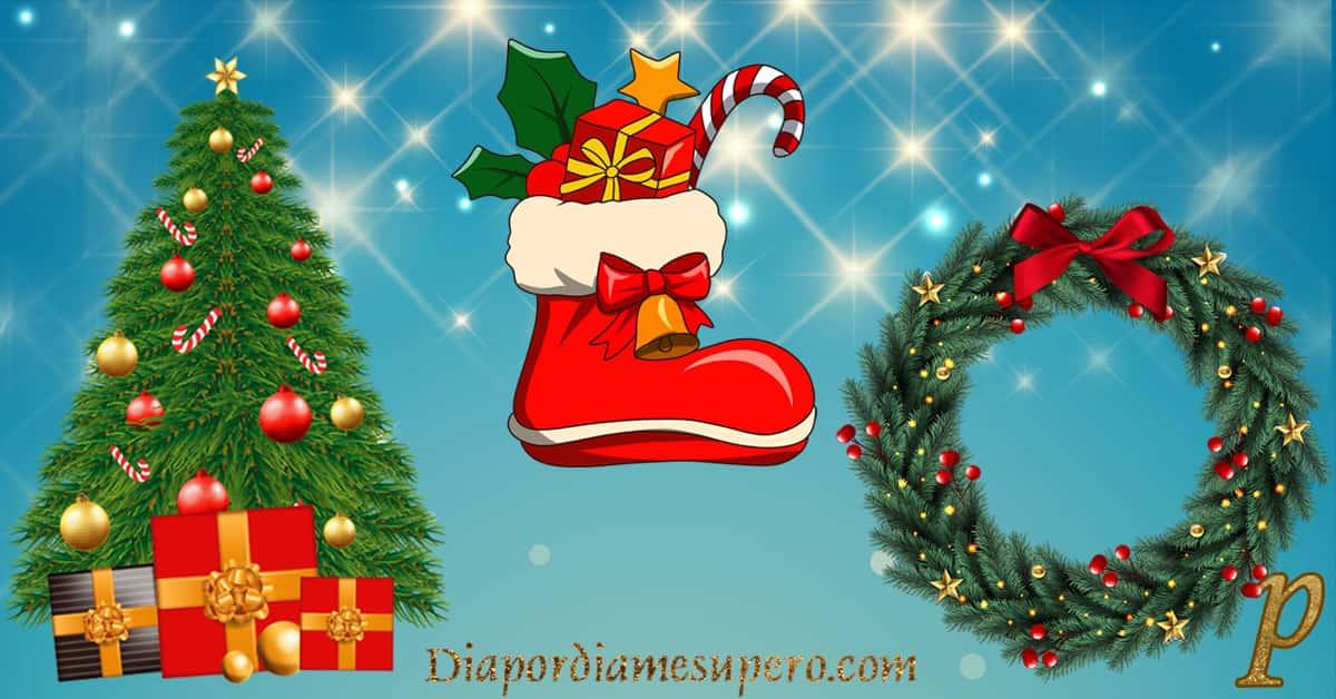 Descubre el mensaje del símbolo navideño que elijas