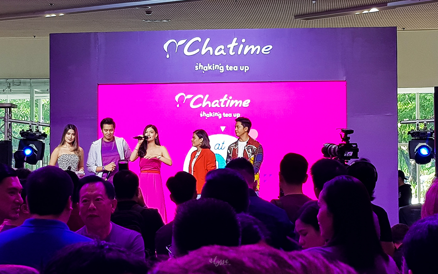 Chatime Celebrates Their 100th Store In The Philippines