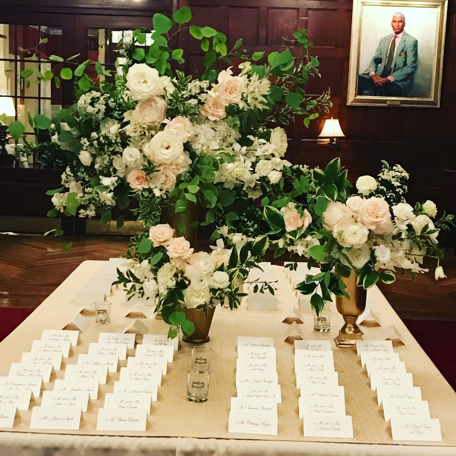 Wedding event flower arrangements in nyc making decisions on flowers for bouquets and centerpieces can be overwhelming for you right doesnt worry about that our professional team will walk you izmirmasajfo