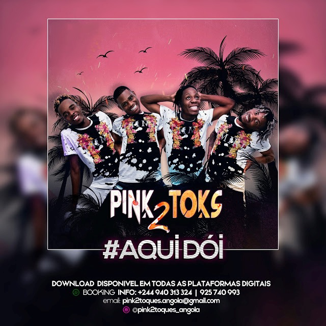 Pink 2 Toques Feat. Dj Aka M - Aqui Doi (Afro House) Download Mp3
