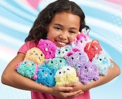 Pikmi Pops Pikmi Flips серия 5: фруктовая игрушка, превращающаяся в зверушку