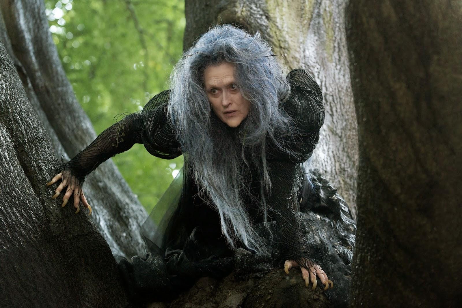 Escena de Into the woods
