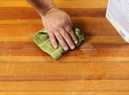 lantai kayu solid parket