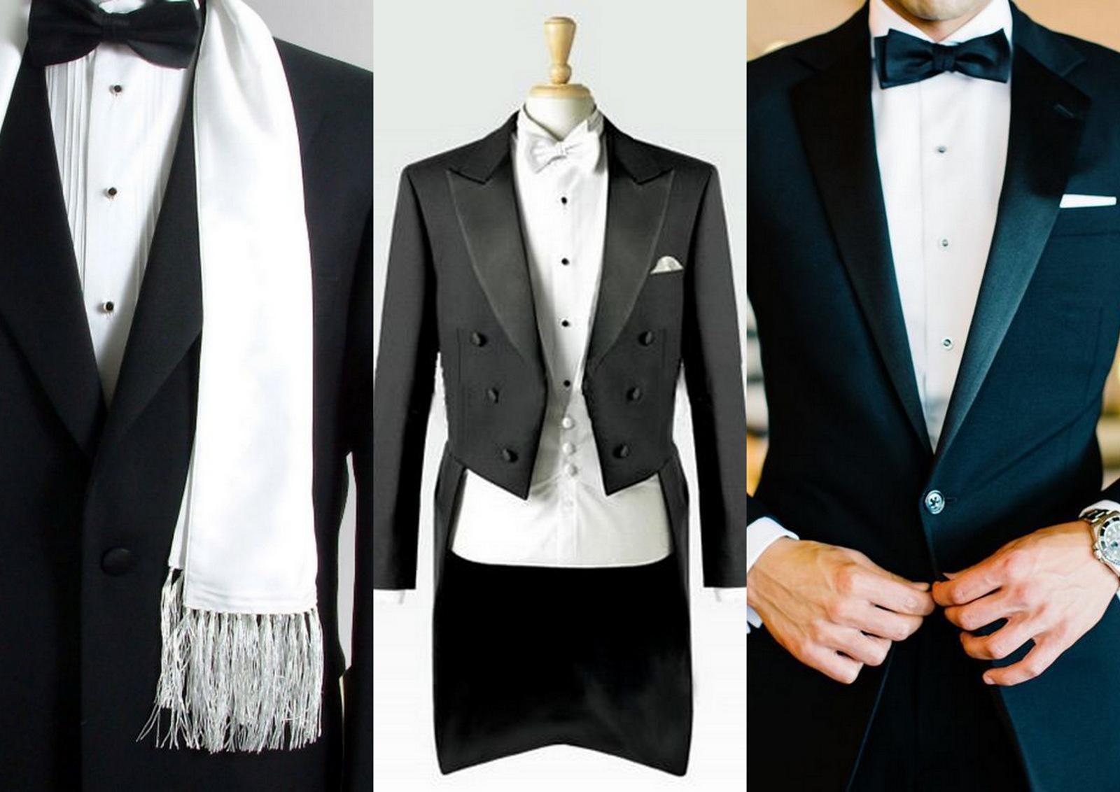 plesová sezóna  3  správny výber obleku podľa dress codu    pánska móda a792146d973