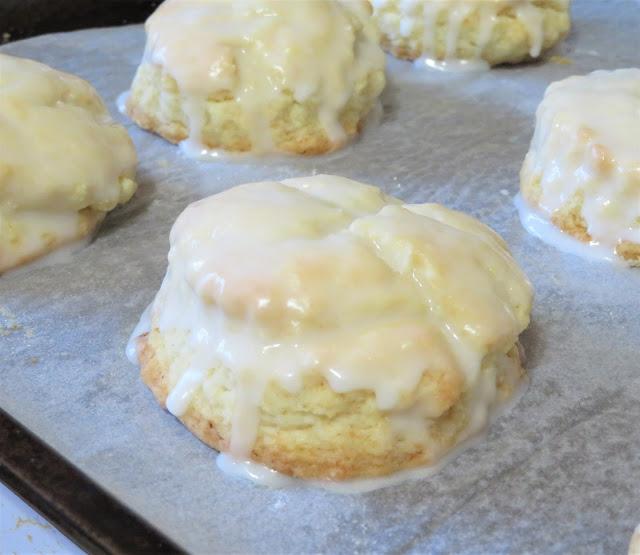 Pioneer Woman's Sugar Biscuits