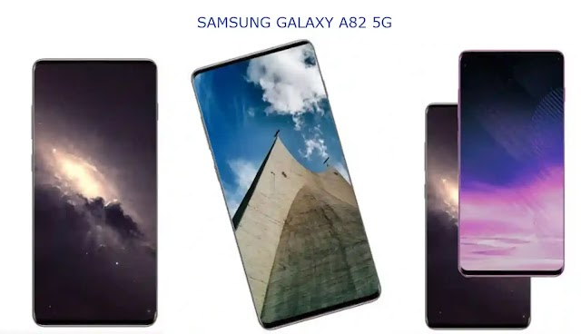 SAMSUNG GALAXY A82 5G SPECIFICATIONS (2021)