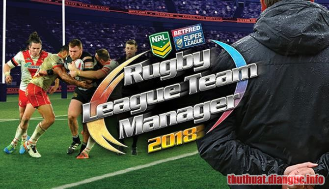 Download Game Rugby League Team Manager 2018 Full Crack