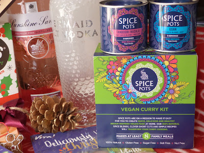 Vegan Curry Kit from Spice Pots