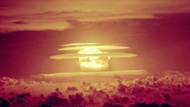 """Guerra nuclear EEUU-Rusia puede provocar un """"invierno de 10 años"""""""