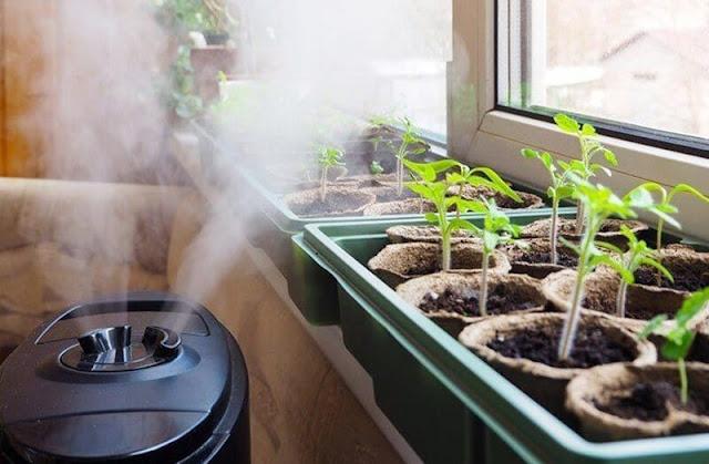Kontrol Suhu dan Kelembapan Udara