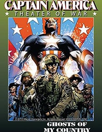 Captain America Theater of War: Ghosts of My Country
