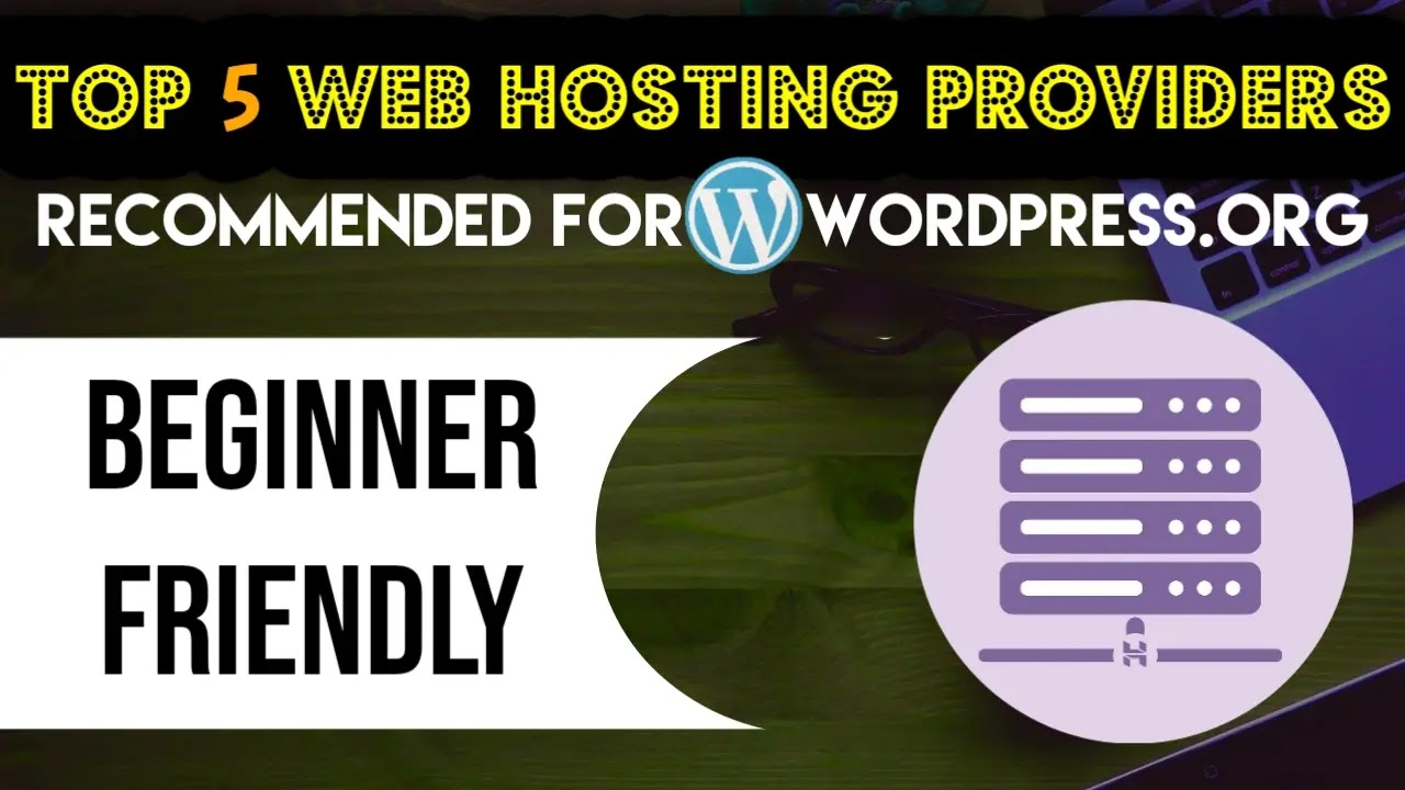 Top 5 Web Hosting Recommended For WordPress.Org | 2021