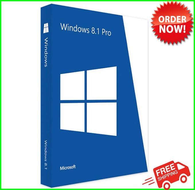 2021 Windows 8.1 Key Ⓒ Win 32/64-Bit