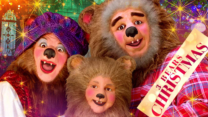 The Three Bears and the Perfect Gift (2019) Web-DL 1080p Latino-Ingles