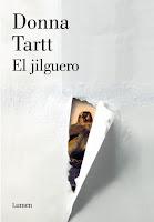 El jilguero, Donna Tartt