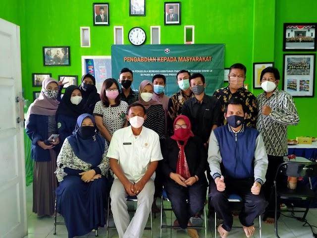 Pelatihan Pengelola Berbasis Kebutuhan pada Kondisi Pandemi Covid-19