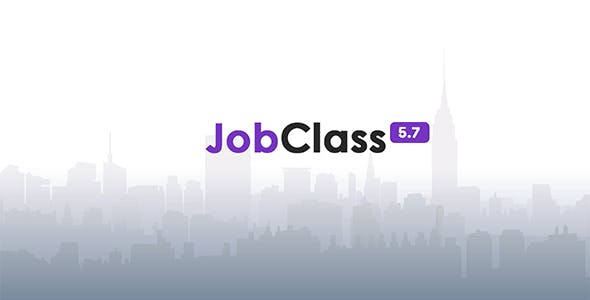 JobClass v7.0.3 - Job Board Web Application nulled free download