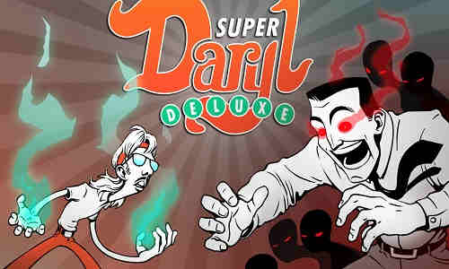 Super Daryl Deluxe Game Free Download