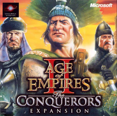 AGE OF EMPIRES 2: THE CONQUERORS EXPANSION HIGHLY COMPRESSED | SIDDHESH'S WORLD