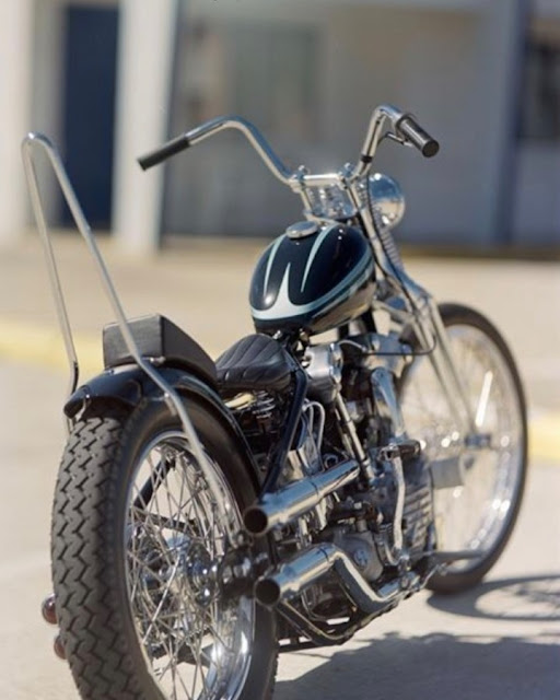 Harley Davidson knucklehead By Jeff Harnish Hell Kustom