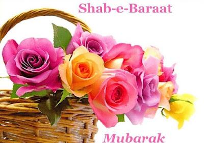 shab e barat photos wishes images roses