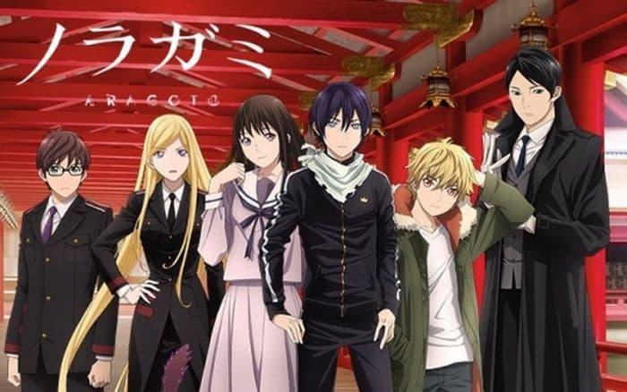 جميع حلقات انمي Noragami نوراغامي الموسم الثاني مترجم على عدة سرفرات للتحميل والمشاهدة المباشرة أون لاين جودة عالية HD