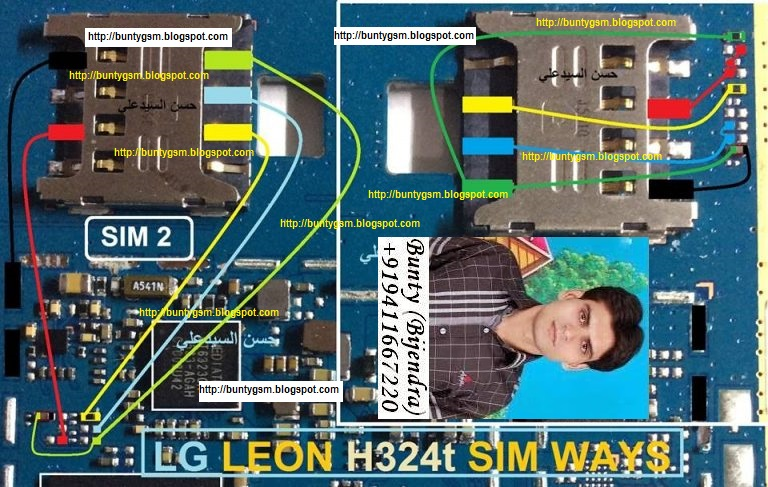 LG Leon H324t Sim Card Ways Problem Sim Jumper Solution