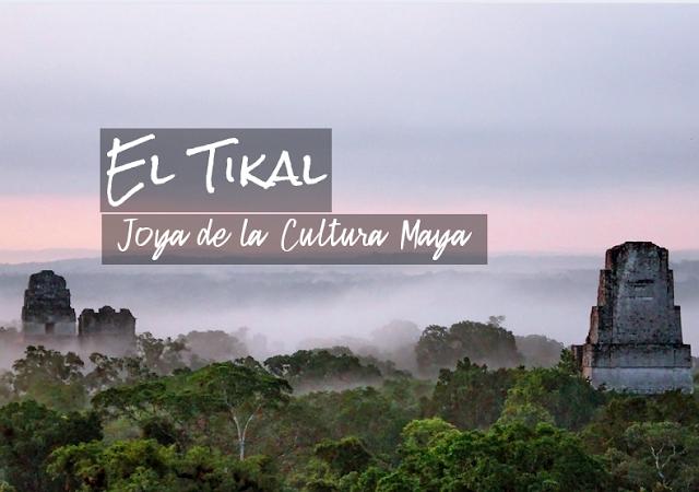Si te gustan los viajes de aventura las Impresionantes ruinas mayas del Tikal (Petén, región del norte de Guatemala) te van a fascinar. En Tikal, se encuentra el edificio más grande entre las ciudades mayas destruidas, y quizás la perla cultural más valiosa de Guatemala.