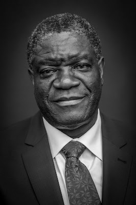 Denis Mukwege par Claude Truong-Ngoc novembre 2014