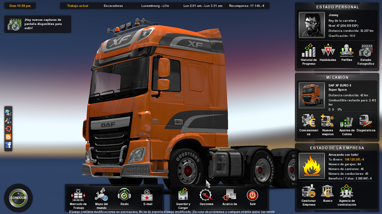 Euro Truck Simulator 2 : Euro Truck Simulator 2 v1 14 2 Full