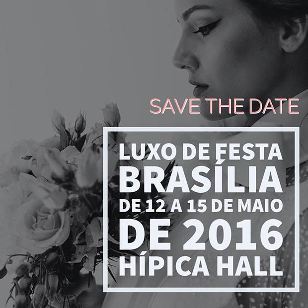 Luxo de Festa 2016 - Confira a Programação-Ingressos antecipados à venda