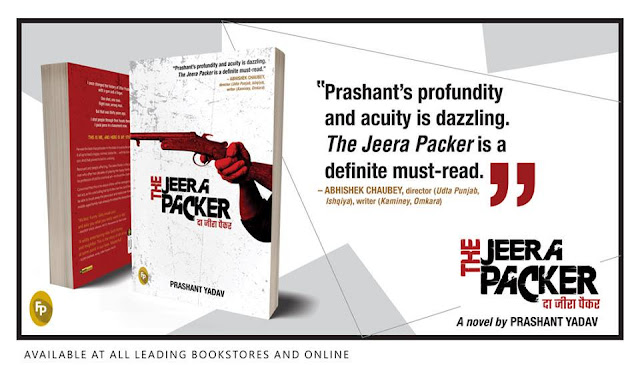 Book Review - The Jeera Packer by Prashant Yadav @FingerprintP #theJeeraPacker