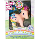 My Little Pony Parasol 35th Anniversary Rainbow Ponies G1 Retro Pony