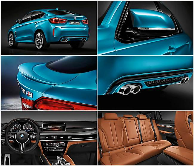 2016 BMW X6 M Redesign