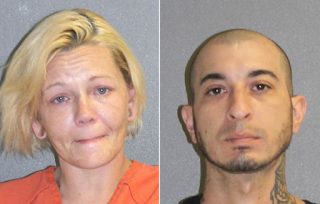 Fla. Couple Allegedly Shoot Themselves in Fake Home Invasion