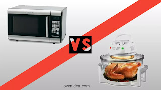 difference between convection oven and air fryer