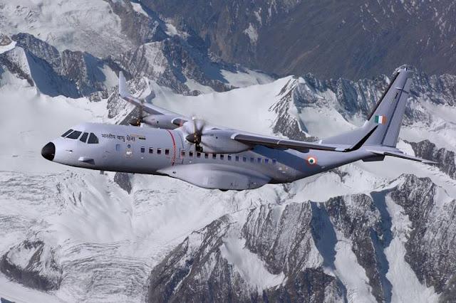 India formalises acquisition Airbus C295