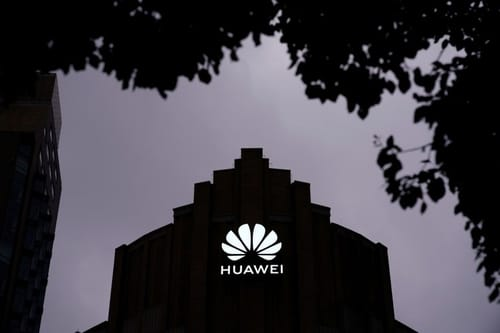 The Trump administration says Huawei is backed by the Chinese military